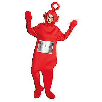 Costume adulto Teletubbies Po