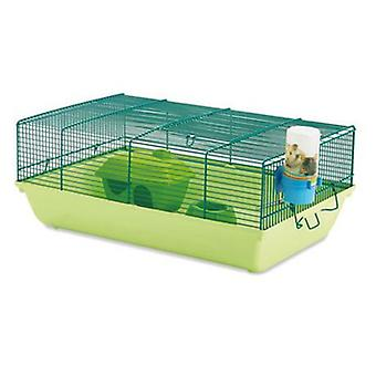 Savic Stuart Russian Hamster Cage 46 x 30 x 19 Cm. (Small pets , Cages and Parks)