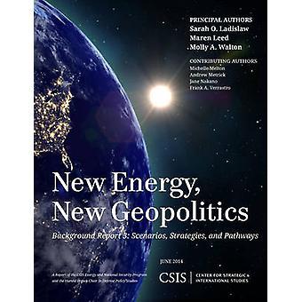New Energy New Geopolitics Background Report 3 Scenarios Strategies and Pathways by Ladislaw & Sarah O.