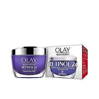 Olay Regenerist Retinol24 Crema Hidratante Noche 50 Ml för kvinnor