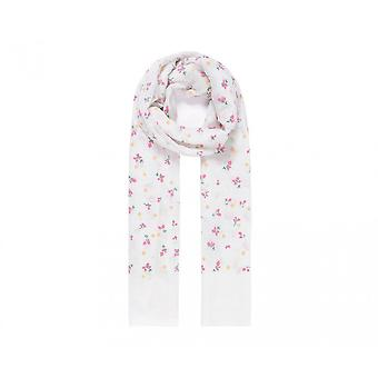 Intrigue Womens/Ladies Strawberry Print Scarf
