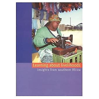 Learning About Livelihoods: Insights from Southern Africa