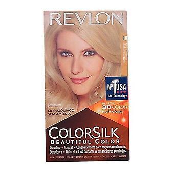Fargestoff Ingen Ammoniakk Colorsilk Revlon Ash blonde