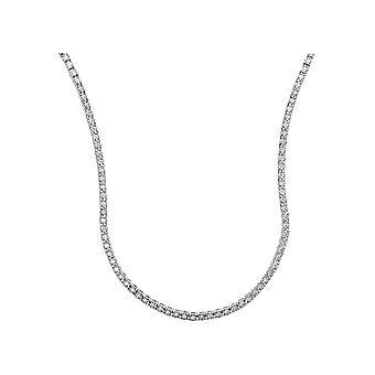 Diamond Collier Collier - 18K 750/- White Gold - 2.48 ct. - 4E186W8-1