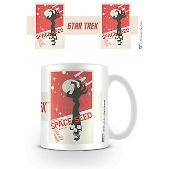 Star Trek Space Seed Mug