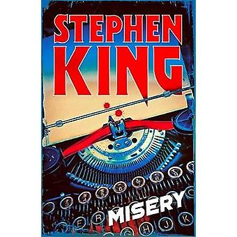 Misery - Halloween-Ausgabe von Stephen King - 9781529311143 Buch