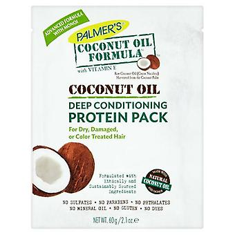 Palmer's Coconut Oil Formula Deep Conditioner Protein Pack 60g