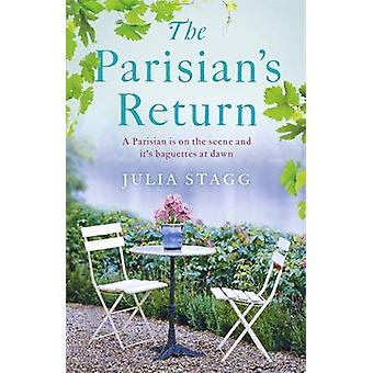 The Parisian's Return by Julia Stagg - 9781444721478 Book
