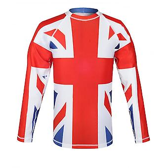 Union Jack Wear Union Jack Sports Top Long Sleeve S