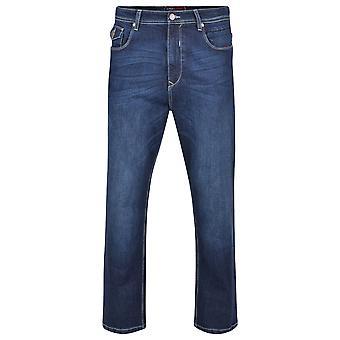 Kam Jeanswear Mens Alonso Stretch Jeans
