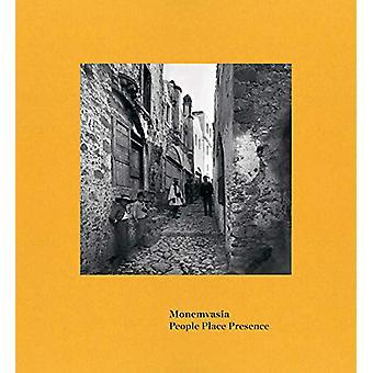 Monemvasia - People. Place. Presence. by Ann Eldridge - 9781912690251