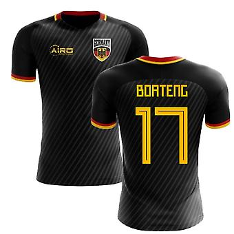 2020-2021 Germany Third Concept Football Shirt (Boateng 17)