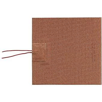 Thermo TECH Silicone Heating foil self-adhesive 230 V DC, 230 V AC 400 W IP rating IPX7 (L x W) 150 mm x 150 mm