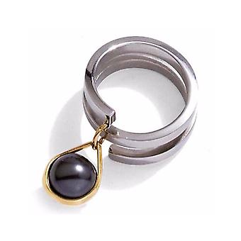 ZOPPINI Swarovski Pearl Ring