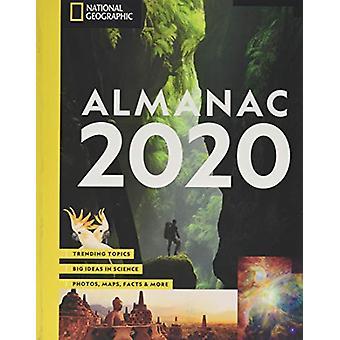 National Geographic Almanac 2020 by cara Santa Maria - 9781426220531