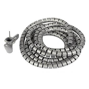Easy Wrap Cable Spiral 2.5m Grijs