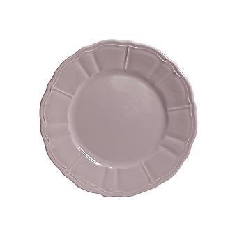 Piatti Avignone Colore Grigio in Stoneware, L30xP30 cm