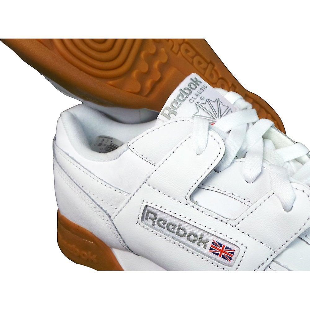 Reebok Classic Footwear Workout Plus