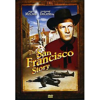 San Francisco Story (1952) [DVD] USA import