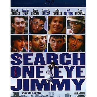 The Search for One-Eye Jimmy [Blu-ray] [BLU-RAY] USA import