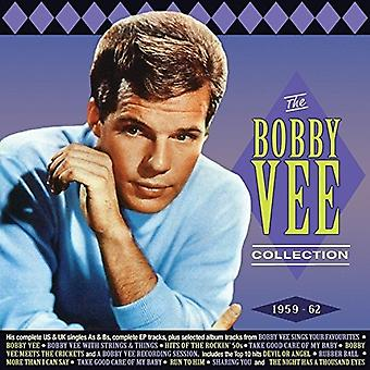 Bobby Vee - Bobby Vee Collection 1959-62 [CD] Importazione USA