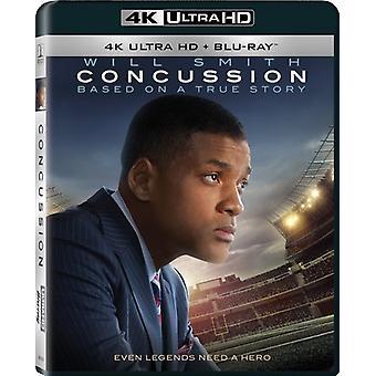 Importazione USA commozione cerebrale [Blu-ray]