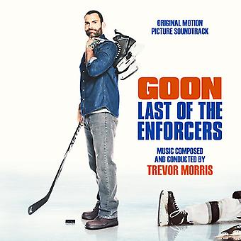 Trevor Morris - Goon: Last of the Enforcers [CD] USA import