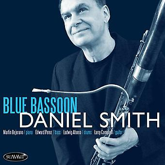 Daniel Smith - Blue Bassoon [CD] USA import