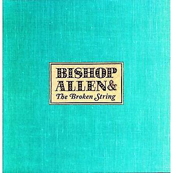 Bishop Allen - Broken String [Vinyl] USA import