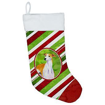 Whippet Candy Cane ferie jul julen strømpe LH9238