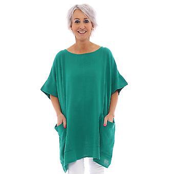 Made In Italy Ballybunnion Cotton Tunic