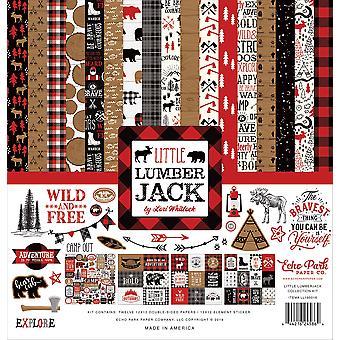 Echo Park Little Lumberjack 12x12 Inch Collection Kit