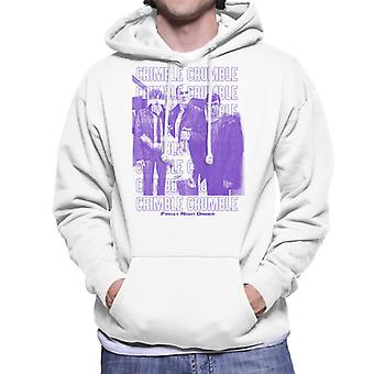 Friday Night Dinner Crimble Crumble Men's Hooded Sweatshirt