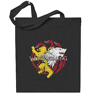 Game Of Thrones Krieg kommt Totebag