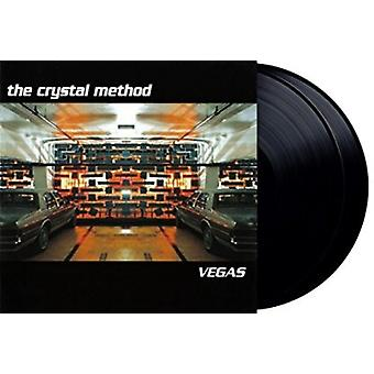 Crystal Method - importation USA Vegas [Vinyl]