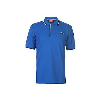 Slazenger getipt Polo Shirt Mens
