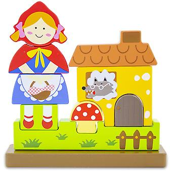 Ulysse Magnetic Standing Red Riding Hood Puzzle