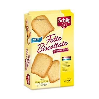 Gluten-Free Fette Biscuit 250 g