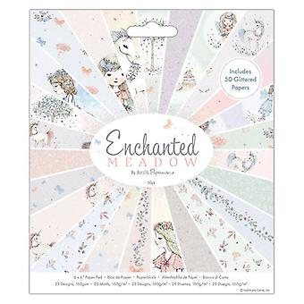 Papermania Enchanted Meadow 6x6 Inch Paper Pad