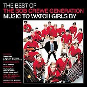 Bob Generatio Crewe - Music to Watch Girls [CD] USA import