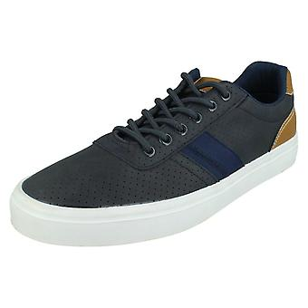 Mens Reflex Lace Up Trainers A2183