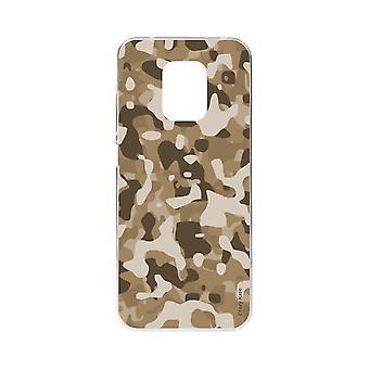 Casco para Xiaomi Redmi Note 9 Pro Soft Desert Militar Camuflagem Militar