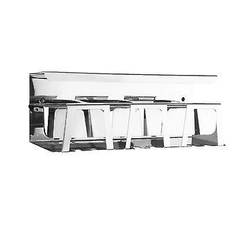 YANGFAN Multifunctional Wall-Mounted Storage Toothbrush Holder