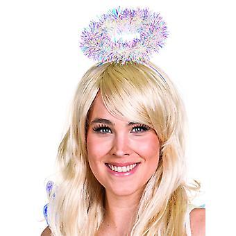Auréole à cheveux Paillettes Ange Accessoire