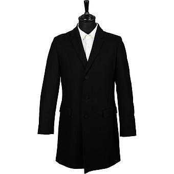 Hugo Migor Wool Overcoat
