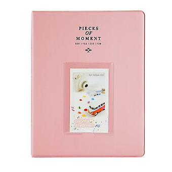 72 poches Photo Album Book For Instax Mini 9 8 7s 70 25 50s 90 Films,