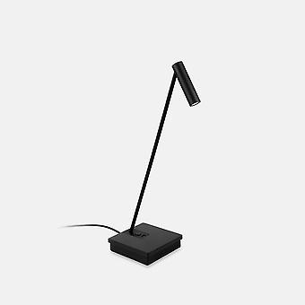 Leds-C4 Elamp - LED Table lamp 1 X LED 2.2 W Black 175lm 2700K