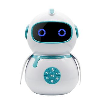 Intelligent Robot Early Education Machine For Smart