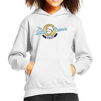 The Little Prince 1943 Logo Kid's Hooded Sweatshirt