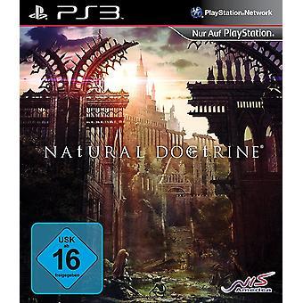 Natural Doctrine PS3 Game (German Box - English In Game)